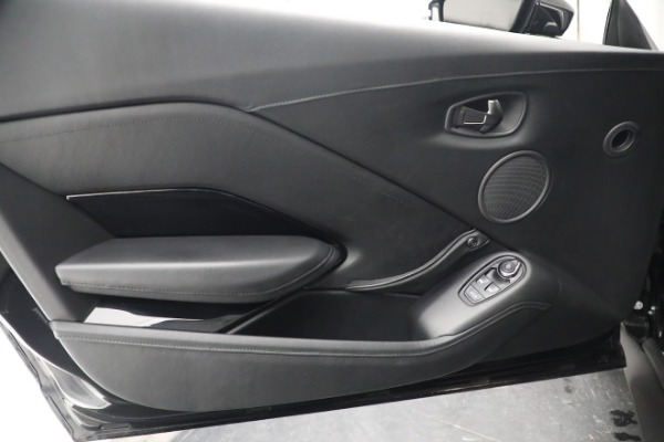 Used 2019 Aston Martin Vantage Coupe for sale $129,900 at Maserati of Greenwich in Greenwich CT 06830 16