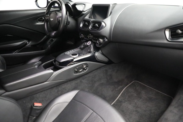 Used 2019 Aston Martin Vantage Coupe for sale $129,900 at Maserati of Greenwich in Greenwich CT 06830 18