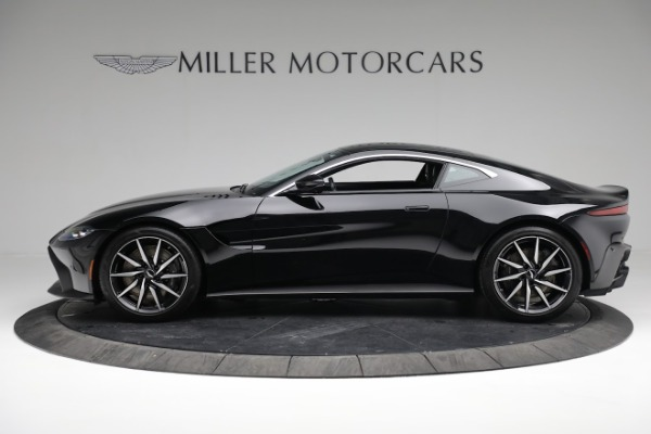 Used 2019 Aston Martin Vantage Coupe for sale $129,900 at Maserati of Greenwich in Greenwich CT 06830 2