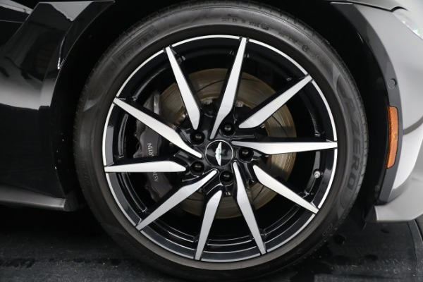 Used 2019 Aston Martin Vantage Coupe for sale $129,900 at Maserati of Greenwich in Greenwich CT 06830 21