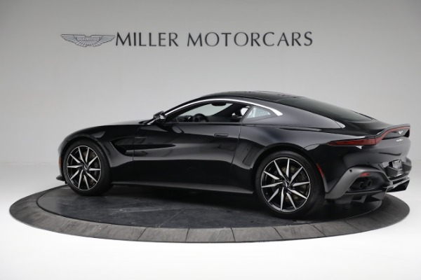 Used 2019 Aston Martin Vantage Coupe for sale $129,900 at Maserati of Greenwich in Greenwich CT 06830 3