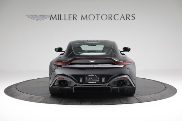 Used 2019 Aston Martin Vantage for sale $129,900 at Maserati of Greenwich in Greenwich CT 06830 5
