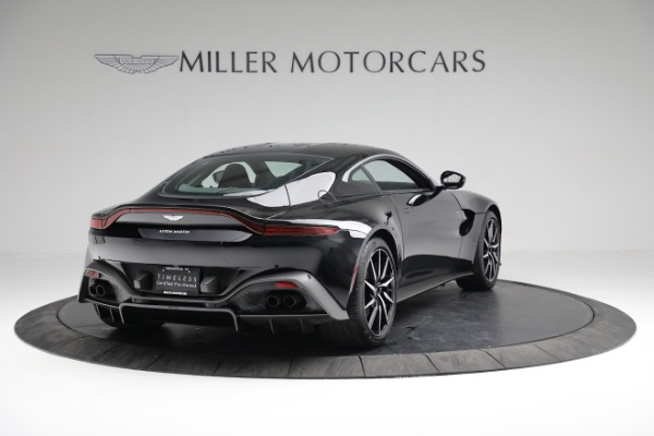 Used 2019 Aston Martin Vantage Coupe for sale $129,900 at Maserati of Greenwich in Greenwich CT 06830 6