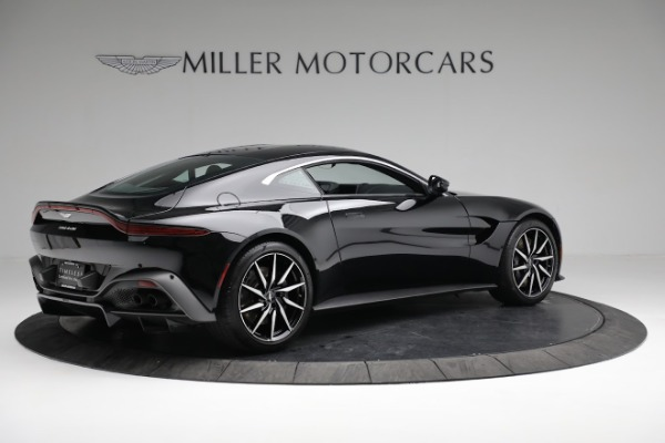 Used 2019 Aston Martin Vantage Coupe for sale $129,900 at Maserati of Greenwich in Greenwich CT 06830 7