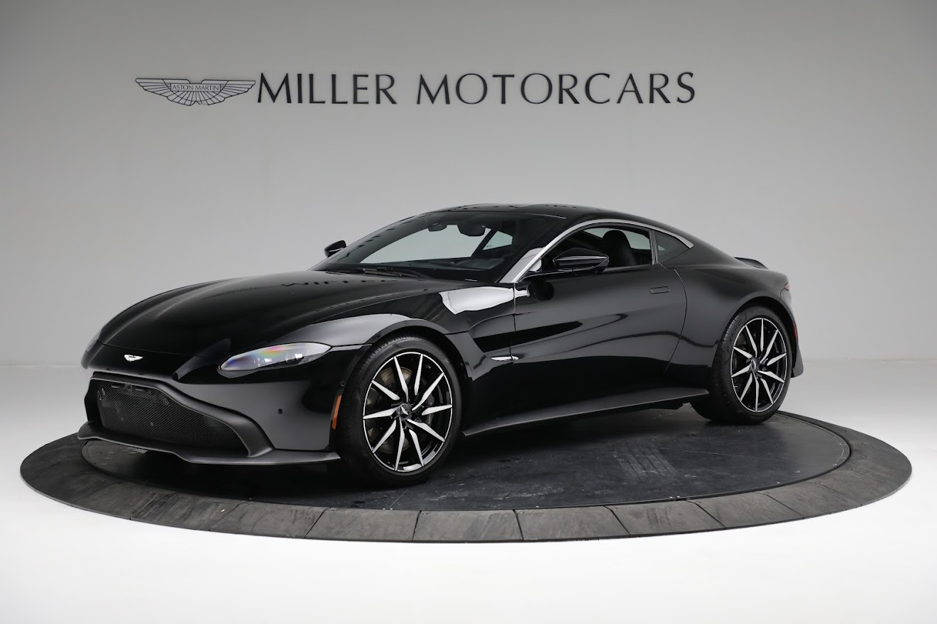 Used 2019 Aston Martin Vantage for sale $133,900 at Maserati of Greenwich in Greenwich CT 06830 1