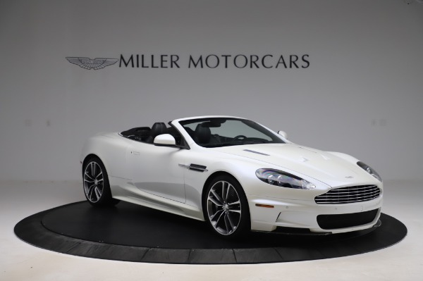 Used 2010 Aston Martin DBS Volante for sale $104,900 at Maserati of Greenwich in Greenwich CT 06830 10
