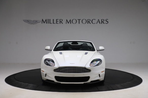 Used 2010 Aston Martin DBS Volante for sale $104,900 at Maserati of Greenwich in Greenwich CT 06830 11