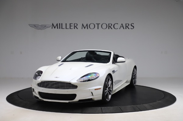 Used 2010 Aston Martin DBS Volante for sale $104,900 at Maserati of Greenwich in Greenwich CT 06830 12