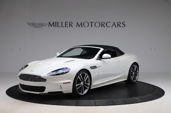 Used 2010 Aston Martin DBS Volante for sale $104,900 at Maserati of Greenwich in Greenwich CT 06830 13