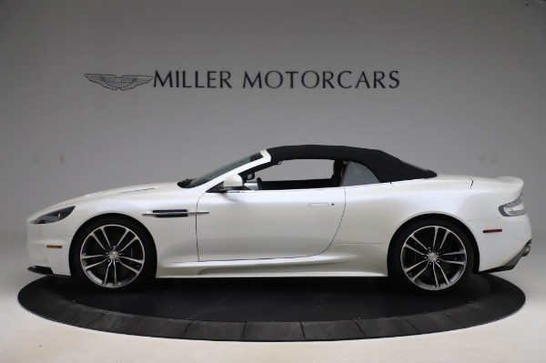 Used 2010 Aston Martin DBS Volante for sale $104,900 at Maserati of Greenwich in Greenwich CT 06830 14