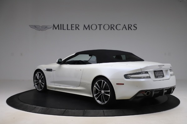Used 2010 Aston Martin DBS Volante for sale $104,900 at Maserati of Greenwich in Greenwich CT 06830 15