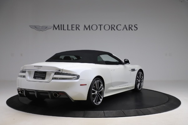 Used 2010 Aston Martin DBS Volante for sale $104,900 at Maserati of Greenwich in Greenwich CT 06830 16