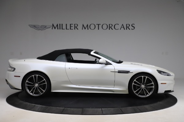 Used 2010 Aston Martin DBS Volante for sale $104,900 at Maserati of Greenwich in Greenwich CT 06830 17