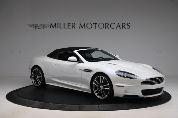 Used 2010 Aston Martin DBS Volante for sale $104,900 at Maserati of Greenwich in Greenwich CT 06830 18