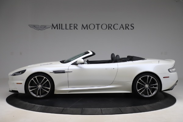 Used 2010 Aston Martin DBS Volante for sale $104,900 at Maserati of Greenwich in Greenwich CT 06830 2