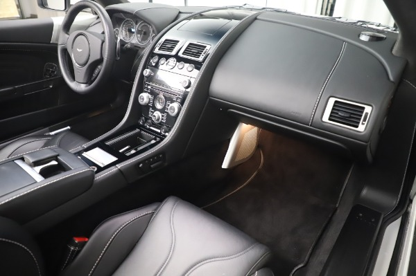 Used 2010 Aston Martin DBS Volante for sale $104,900 at Maserati of Greenwich in Greenwich CT 06830 27