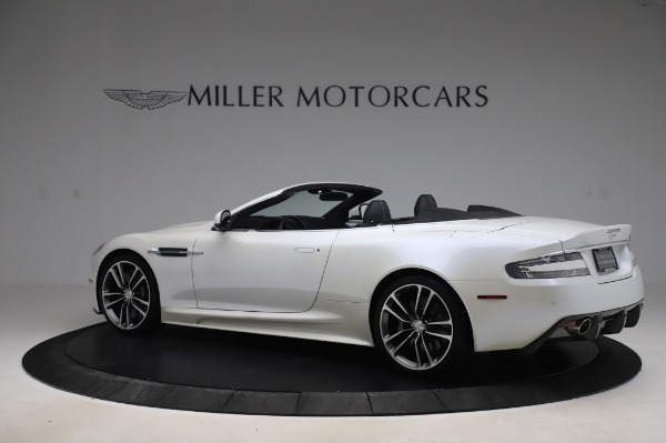 Used 2010 Aston Martin DBS Volante for sale $104,900 at Maserati of Greenwich in Greenwich CT 06830 3