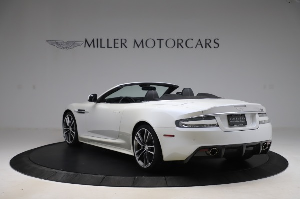 Used 2010 Aston Martin DBS Volante for sale $104,900 at Maserati of Greenwich in Greenwich CT 06830 4