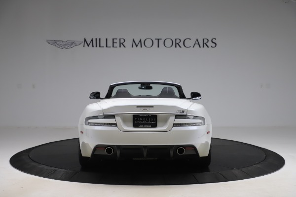 Used 2010 Aston Martin DBS Volante for sale $104,900 at Maserati of Greenwich in Greenwich CT 06830 5