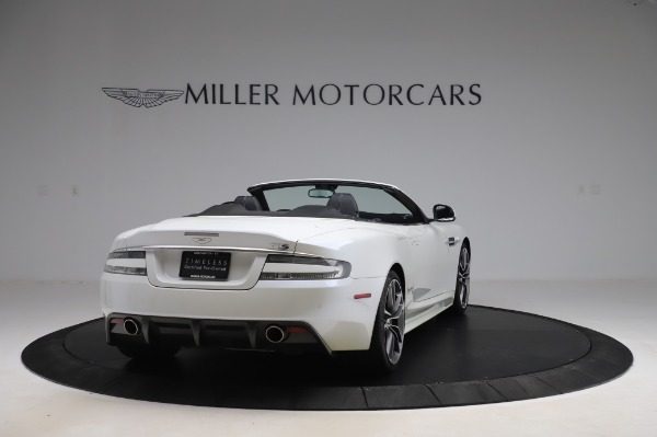 Used 2010 Aston Martin DBS Volante for sale $104,900 at Maserati of Greenwich in Greenwich CT 06830 6