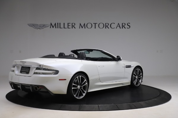 Used 2010 Aston Martin DBS Volante for sale $104,900 at Maserati of Greenwich in Greenwich CT 06830 7