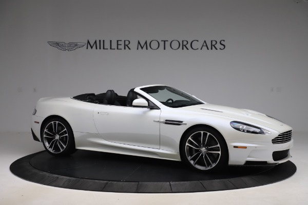 Used 2010 Aston Martin DBS Volante for sale $104,900 at Maserati of Greenwich in Greenwich CT 06830 9