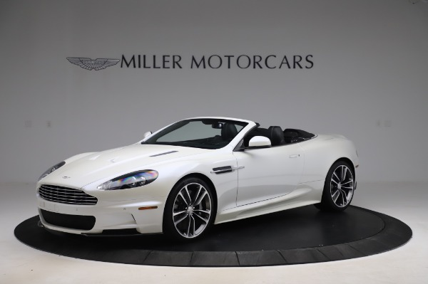 Used 2010 Aston Martin DBS Volante for sale $104,900 at Maserati of Greenwich in Greenwich CT 06830 1