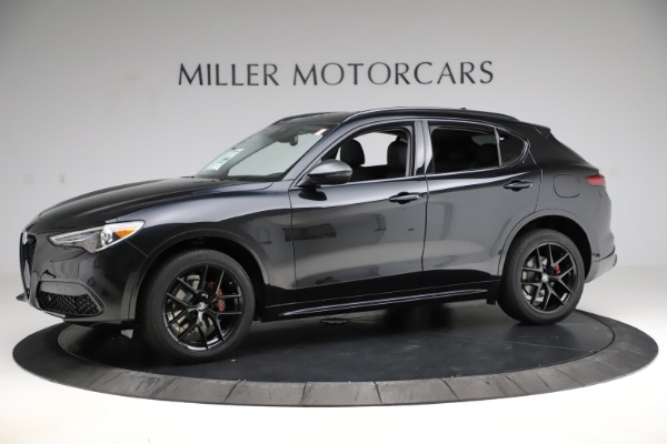 New 2020 Alfa Romeo Stelvio Ti Q4 for sale $52,445 at Maserati of Greenwich in Greenwich CT 06830 2