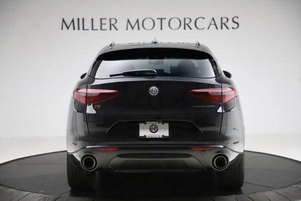 New 2020 Alfa Romeo Stelvio Ti Q4 for sale $52,445 at Maserati of Greenwich in Greenwich CT 06830 6