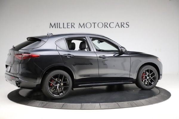 New 2020 Alfa Romeo Stelvio Ti Q4 for sale $52,445 at Maserati of Greenwich in Greenwich CT 06830 8