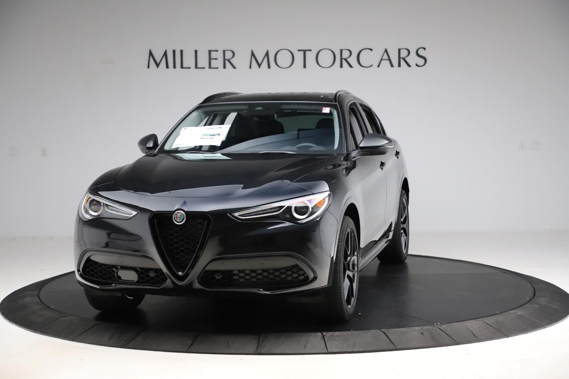 New 2020 Alfa Romeo Stelvio Ti Q4 for sale $52,445 at Maserati of Greenwich in Greenwich CT 06830 1