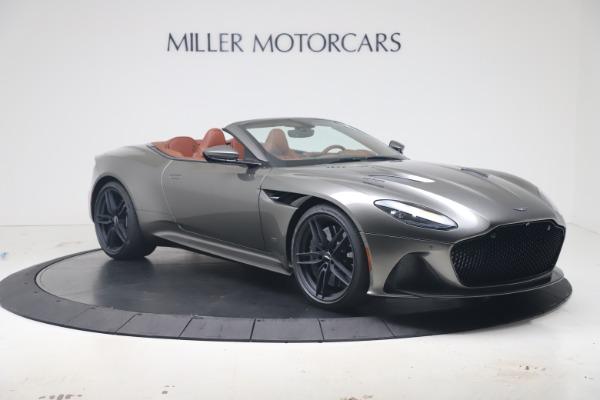 New 2020 Aston Martin DBS Superleggera Volante for sale $375,916 at Maserati of Greenwich in Greenwich CT 06830 10