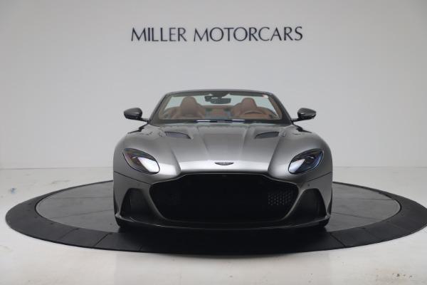 New 2020 Aston Martin DBS Superleggera Volante for sale $375,916 at Maserati of Greenwich in Greenwich CT 06830 11