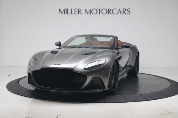 New 2020 Aston Martin DBS Superleggera Volante for sale $375,916 at Maserati of Greenwich in Greenwich CT 06830 12