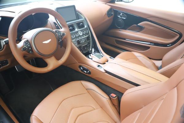 New 2020 Aston Martin DBS Superleggera Volante for sale $375,916 at Maserati of Greenwich in Greenwich CT 06830 13