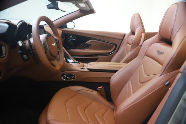 New 2020 Aston Martin DBS Superleggera Volante for sale $375,916 at Maserati of Greenwich in Greenwich CT 06830 14