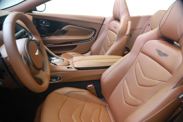 New 2020 Aston Martin DBS Superleggera Volante for sale $375,916 at Maserati of Greenwich in Greenwich CT 06830 15