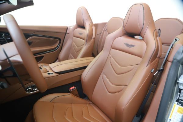 New 2020 Aston Martin DBS Superleggera Volante for sale $375,916 at Maserati of Greenwich in Greenwich CT 06830 16