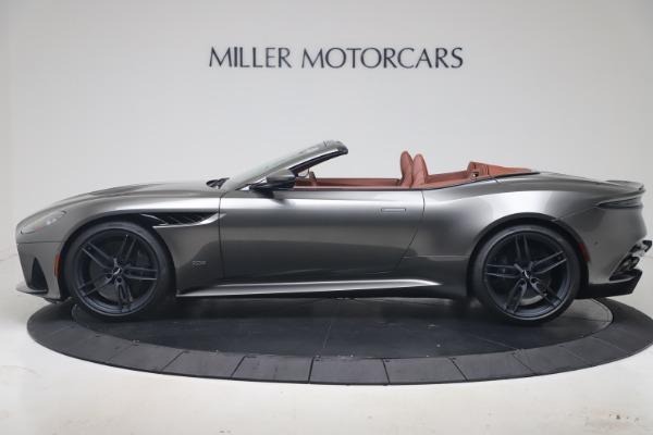 New 2020 Aston Martin DBS Superleggera Volante for sale $375,916 at Maserati of Greenwich in Greenwich CT 06830 2