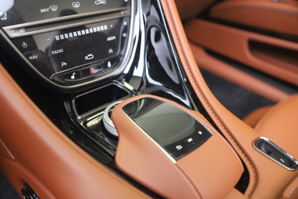 New 2020 Aston Martin DBS Superleggera Volante for sale $375,916 at Maserati of Greenwich in Greenwich CT 06830 20