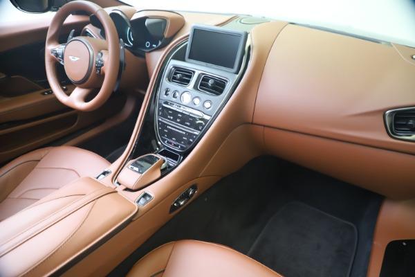 New 2020 Aston Martin DBS Superleggera Volante for sale $375,916 at Maserati of Greenwich in Greenwich CT 06830 21
