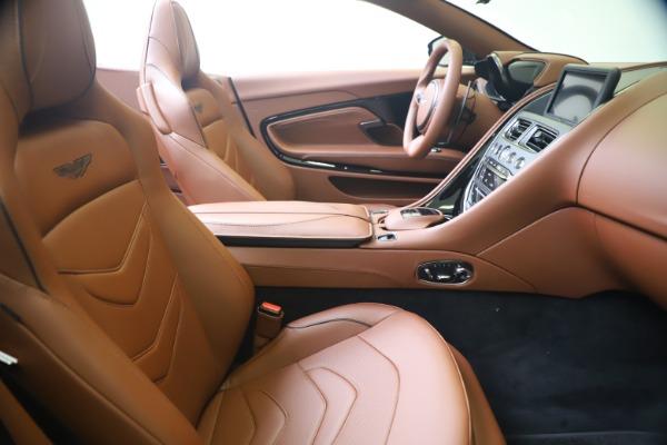 New 2020 Aston Martin DBS Superleggera Volante for sale $375,916 at Maserati of Greenwich in Greenwich CT 06830 23
