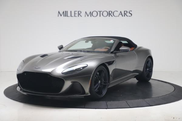 New 2020 Aston Martin DBS Superleggera Volante for sale $375,916 at Maserati of Greenwich in Greenwich CT 06830 26