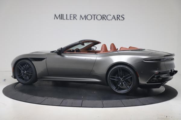 New 2020 Aston Martin DBS Superleggera Volante for sale $375,916 at Maserati of Greenwich in Greenwich CT 06830 3