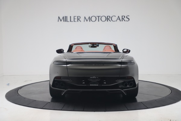 New 2020 Aston Martin DBS Superleggera Volante for sale $375,916 at Maserati of Greenwich in Greenwich CT 06830 5
