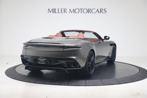 New 2020 Aston Martin DBS Superleggera Volante for sale $375,916 at Maserati of Greenwich in Greenwich CT 06830 6