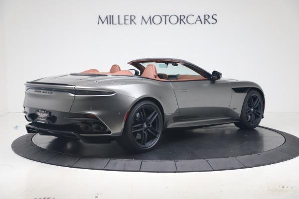 New 2020 Aston Martin DBS Superleggera Volante for sale $375,916 at Maserati of Greenwich in Greenwich CT 06830 7