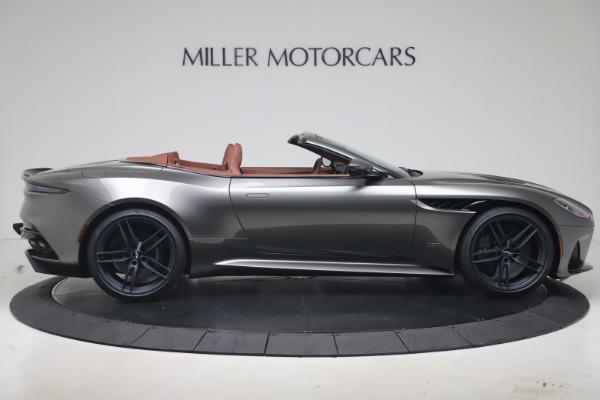 New 2020 Aston Martin DBS Superleggera Volante for sale $375,916 at Maserati of Greenwich in Greenwich CT 06830 8