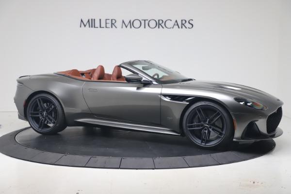 New 2020 Aston Martin DBS Superleggera Volante for sale $375,916 at Maserati of Greenwich in Greenwich CT 06830 9