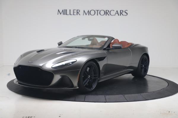 New 2020 Aston Martin DBS Superleggera Volante for sale $375,916 at Maserati of Greenwich in Greenwich CT 06830 1